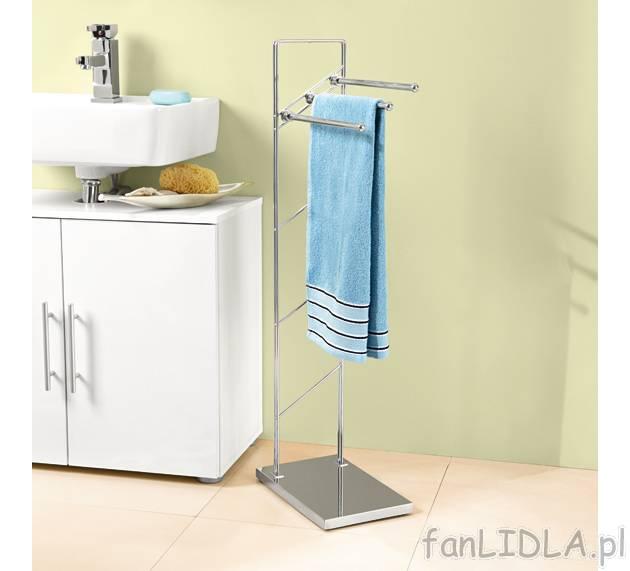 Stojak Na Ręczniki Miomare łazienka Wyposażenie Wystrój