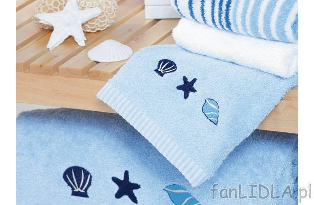 Ręczniki Do Rąk Miomare łazienka Wyposażenie Wystrój Fanlidlapl