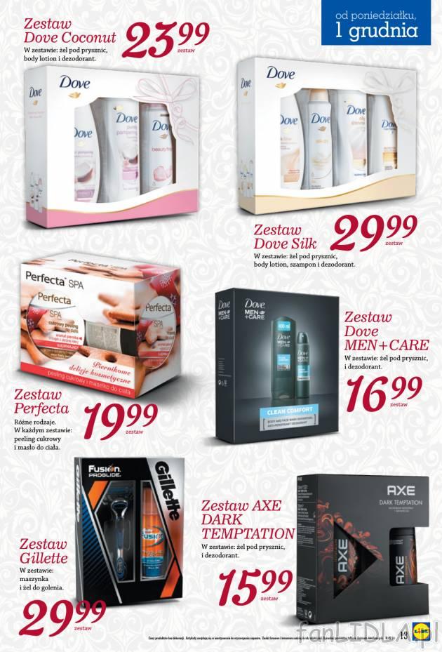 a748a5611264f Pomysły na prezenty świąteczne  zestawy kosmetyków. Zestaw Dove Coconut  zawiera .