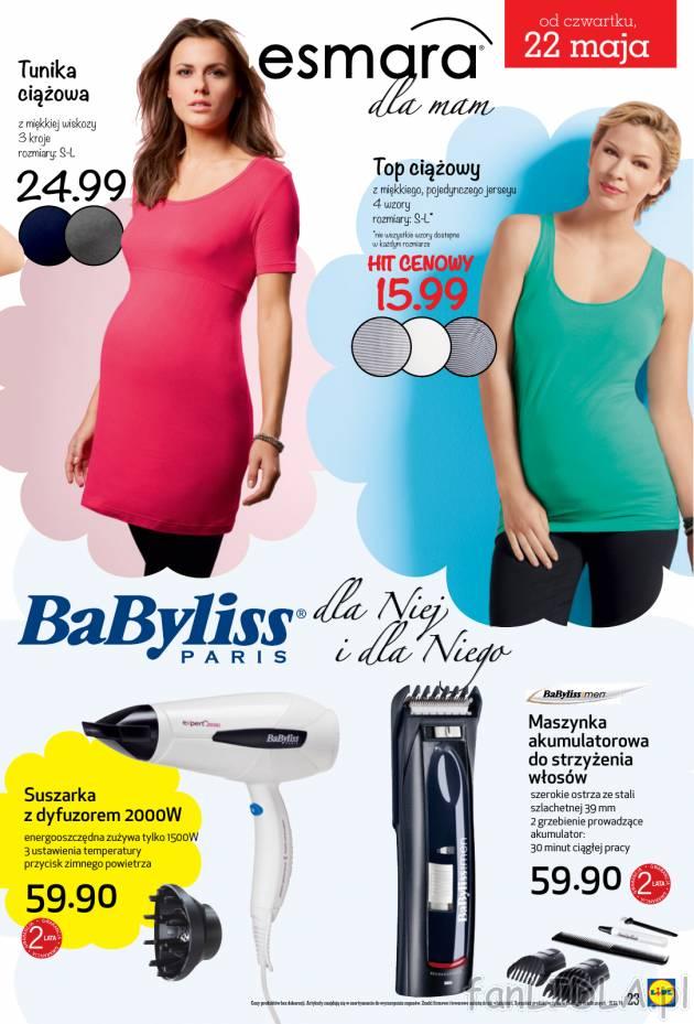 174e6d7ef9bf01 Top ciążowy Esmara, Dla dzieci - fanLIDLA.pl
