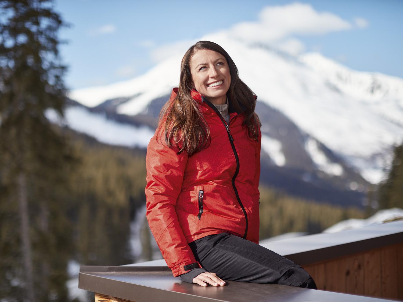 CRIVITPRO CRIVITPRO Funkcyjna kurtka damska narciarska